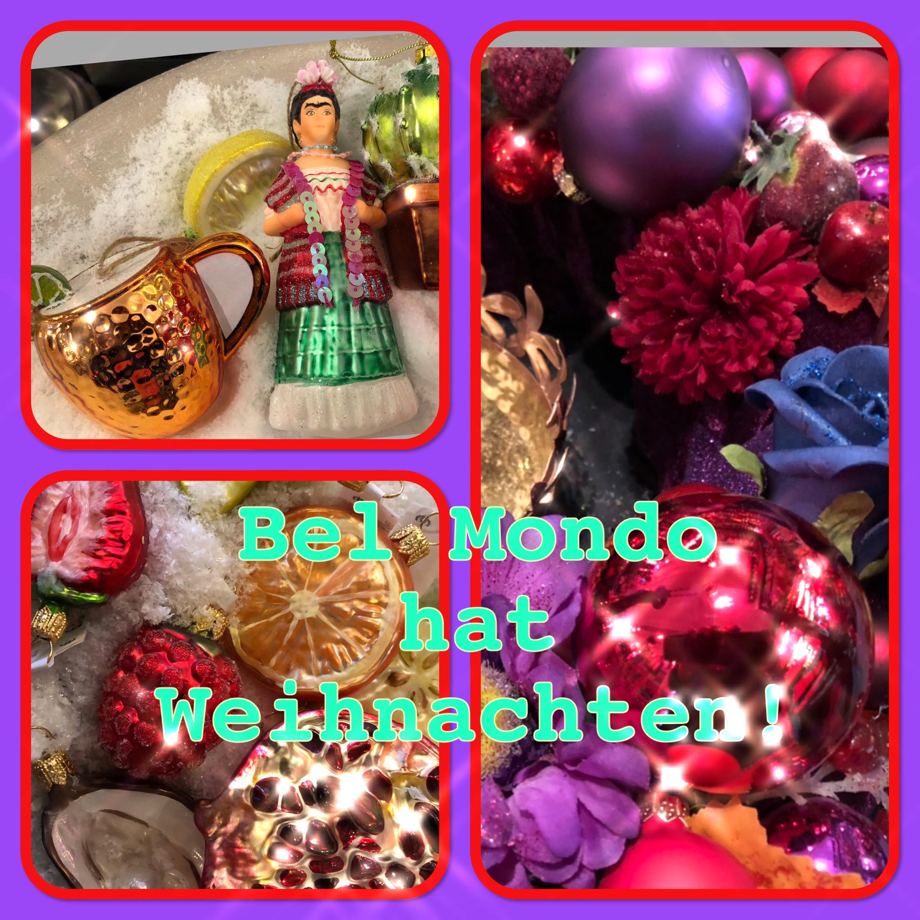 Weihnachtsdeko | Geschenkideen Erlangen Bel Mondo